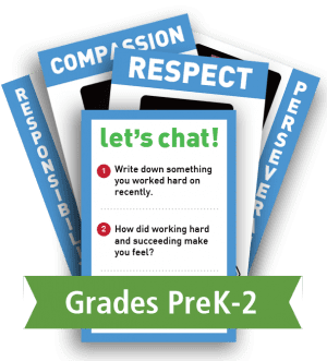 Lets Chat Cards - Complete Pack for PreK-2