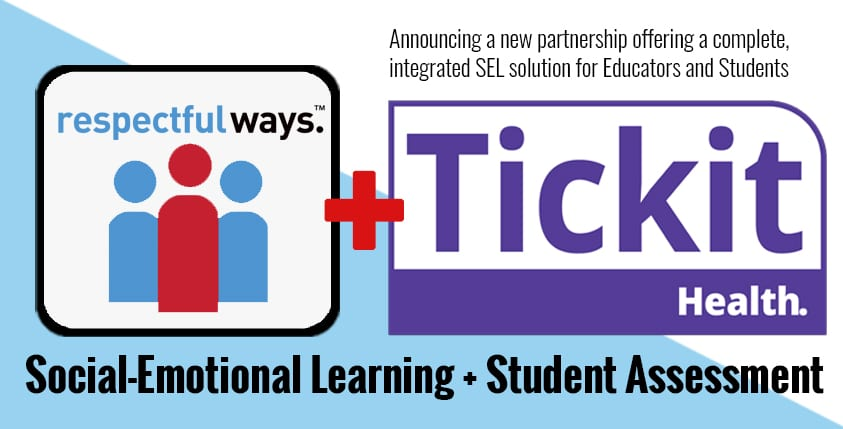 Announcing a new partnership offering a complete,integrated SEL solution for Educators and Students